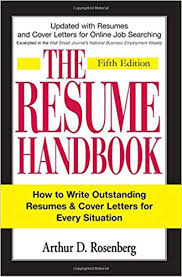 The Curriculum Vitae Handbook Awesome The Resume Handbook How To Write Outstanding Resumes And Cover