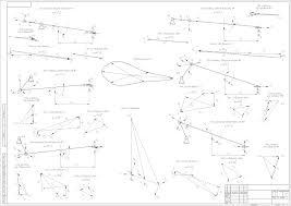 Теория машин и механизмов курсовая работа Чертеж лист 2