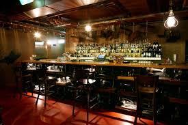 small bars and restaurants sydney