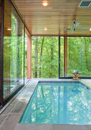 indoor outdoor pool house. Indoor Pool Outdoor House I