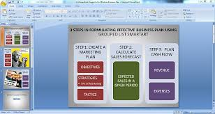 ppt business plan presentation using powerpoint diagrams for making effective business plans