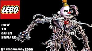 Hipsta Clique Nightmare By Design Ennard Sister Location Funko Five Nights At Freddys