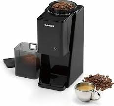 The best blade, burr, and manual coffee grinders you can buy. Cuisinart Dbm T10 Touchscreen Burr Mill Coffee Grinder Black 86279169013 Ebay