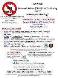 Not In My Neighborhood Presents Public Awareness Mtg Nov 16