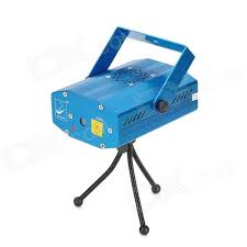 s09a red green mini laser stage light lamp blue 100 240v