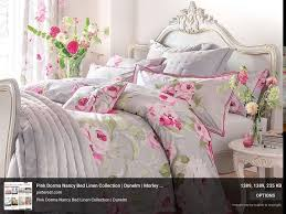 dorma pink nancy curtains and bedding