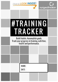 Tracker Training Range Of Motion Training Tracker