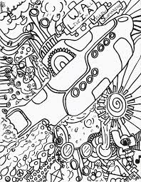 Yellow Submarine Coloring Pages Coloring Pages Pictures