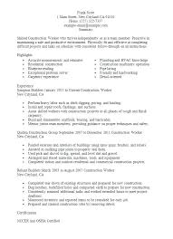 Construction Worker Cover Letter Examples Construction Superintendent Cover Letter Construction Worker Cover