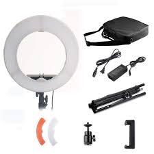 Soft Selfie Light Amazon Com Qys 14 Inch Fill Light Mobile Phone Selfie Light
