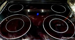 how to remove burn marks from stove 2