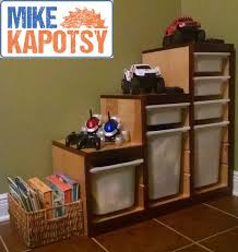 furniture hack. introduction furniture hackold mahogany headboard repurposed into ikeastyle toy storage hack