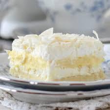 low carb coconut cream layered dessert coconut cream delight