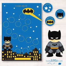 Batman Behavior Chart Batman Chore Reward Chart Pack Automatic Download