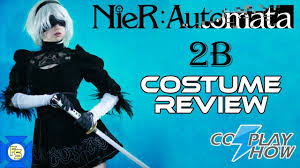 NIER AUTOMATA <b>2B Costume</b> Review - CosplayShow.Com ...