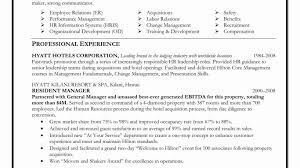 Hotel General Manager Resume Superb Hotel General Manager Resume