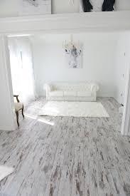 Inhaus Urban Loft Whitewashed Oak Laminate Flooring - Photo compliments  Karen R.