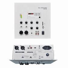 china stereo class d wall mount amplifier with switching power md 240mu china amplifier karaoke amplifier