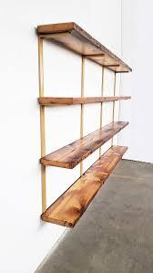 wall mounted shelves modern shelving