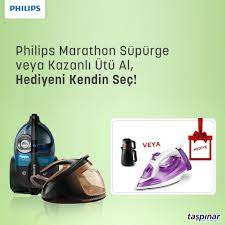 Taşpınar Alışveriş Merkezleri - Taşpınar Mağazaları'ndan size özel hediye!  Philips Marathon Süpürge veya Kazanlı Ütü al, hediyeni kendin seç (hediye  paketi emojisi) Avantajlı fiyatlarımızdan ve uygun ödeme seçeneklerimizden  faydalanmak için sizi en