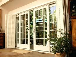 anderson sliding glass doors sliding french patio door feature 3 andersen patio french doors with built
