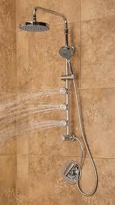 shower bar system. Pulse ShowerSpas Lanikai Shower System Bar