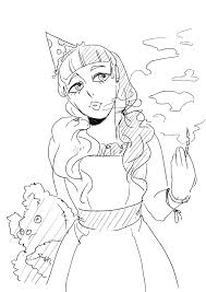 New Melanie Martinez Coloring Pages Tintuc247me