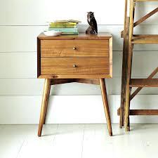 mid century modern bedside table. Mid Century Modern Bedside Table Tables Nightstands Side . E