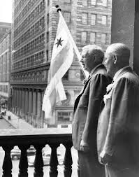 How Chicago's flag came to be - Chicago Tribune