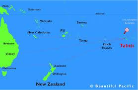 tahiti holidays and tourist information beautiful tahiti holidays Where Is Tahiti On The Map map of tahiti tahiti on map