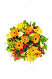 a bunch of flowers stock photo image