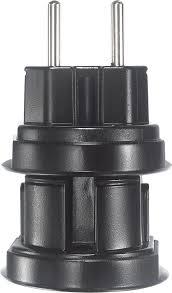 Ac Adapter Plug Size Chart World Power Travel Adapter Black