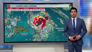 Hurricane Dorian Rapidly Intensifies