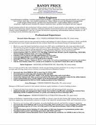 Automation Sales Engineer Cover Letter Mechanical
