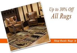 rustic cabin rugs