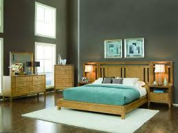 Home Decor Teens Bedroom Grey Blue Wall Color For Awesome Relaing Ideas  With Oak Wood Inspiring
