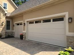almond garage doorGallery  Nofziger Garage Doors