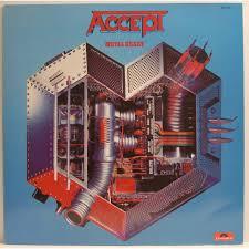 <b>Accept</b> - <b>Metal Heart</b> | Metal heart, Heavy metal, Metal albums