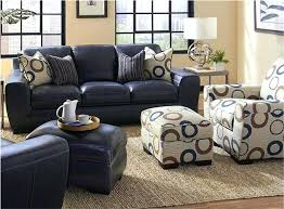 navy blue leather sofa. Blue Couch Set Leather Sofa Brilliant Fancy Navy Sets With Additional Design Pertaining To .
