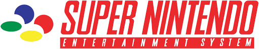File:Super Nintendo logo.png - Wikimedia Commons