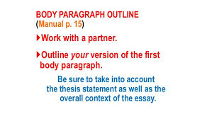 cause effect essay instructions 8
