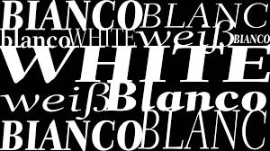 Il Bianco Come Colore Di Stampa Thevalentino Agenzia Di