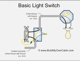 wonderful wiring diagram for wall light switch inspiring wiring adding a light fixture and switch to an existing circuit at Wall Light Wiring Diagram