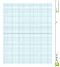 Blue Graph Paper Stock Image Image Of Page Paper Document