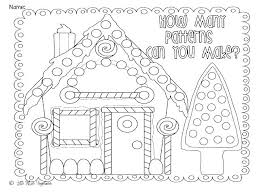 gingerbread house coloring sheet gingerbread house coloring pages plus gingerbread house coloring