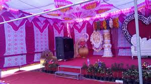 Latest Shamiyana Designs Kannada Shamiyana Mandipet Party Decorators In Tumkur