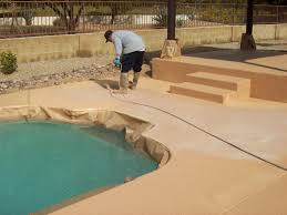 concrete pool deck paint with popular pool decking paint