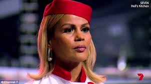 pettifleur berenger swaps housewives for hell s kitchen daily