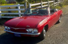 1965 Chevy Corvair Convertible - automatic for sale in Northridge ...