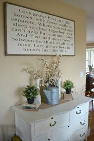 Living Room Wall Decor 36 Diy Dining Room Decor Ideas Buffet Hutch Wall Signs And Signs